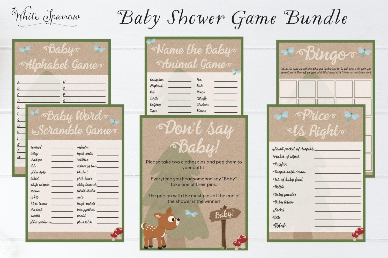 Printable Baby Animal Game Get Home Inteiror House Design