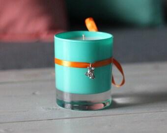 Candle scented Decorative Mango Manga aRt dared