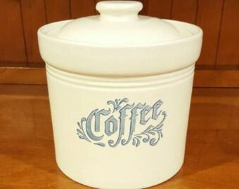 Pfaltzgraff Yorktowne 1 1/2 Qt Coffee Canister 508