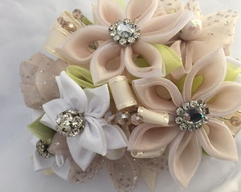 Prom corsage, Prom Boutineer, Wedding Corsage and boutineer
