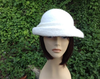 """Millinery """"In white"""""""