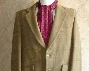 Vintage Dunn & Co Tweed Jacket