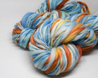 Handspun yarn | GOLDFISH | 100g | merino