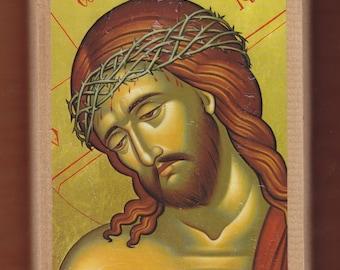Christ the Bridegroom. Christian orthodox icon.FREE SHIPPING
