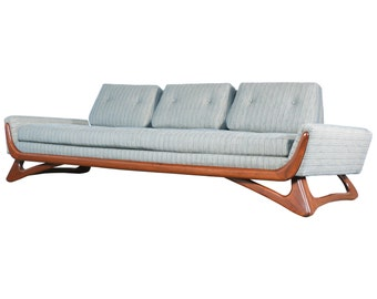 Rare Adrian Pearsall Sofa for Craft Associates