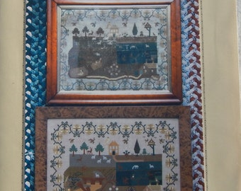 IL 1817 (An Antique Sampler Reproduction) by Heartstring Samplery