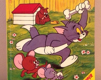 Tom And Jerry Annual 1983