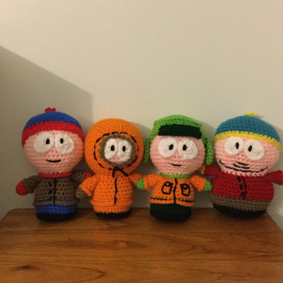 Made to Order: Crochet Amigurumi Winter Buddy Boys SetFREE