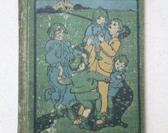 Five Little Peppers | The Stories Polly Pepper Told | Margaret Sidney | Illustrated | Pictorial Cover | As Is