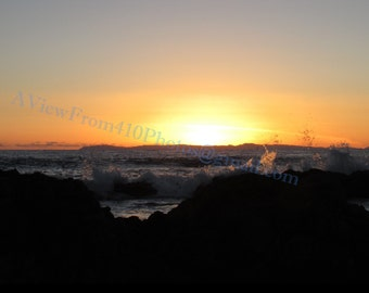 Sunset Photograph 2 JV