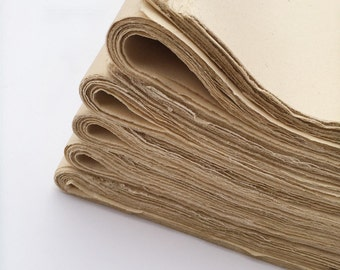 Bamboo paper for growing sprouts