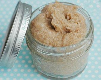 Cinnamon- Sugar Scrub