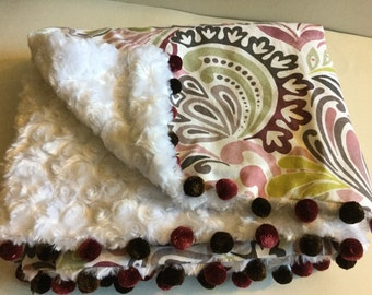 Panarama Baby Blanket
