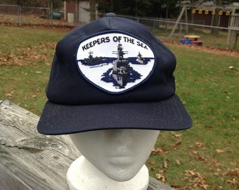 Keepers of the Sea baseball hat