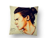 Harry Styles One Direction Pillow Case // Cushion Case // Pillow Cover HS08