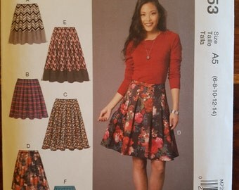 McCall's Sewing Pattern  - M7253 A5