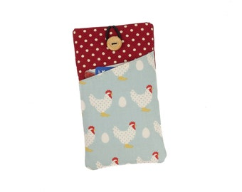 Chicken iPhone case, iPhone 6s plus cover, iPhone 6s case, iPhone 7 case, iPod 6, iPhone 6s sleeve, iPhone 7 plus cover, iPhone SE, Chicken
