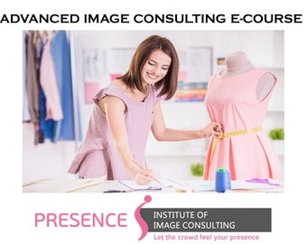 Online Advance Image Consulting e-Course