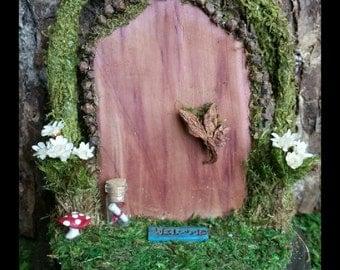 CedarClove Faerie Door