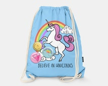 Bag-backpack Unicorns