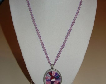 Bead Weaving and polymer clay