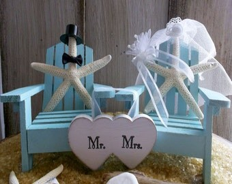 destination wedding cake toppers beach theme wedding cake topper adirondack chair wedding 13502