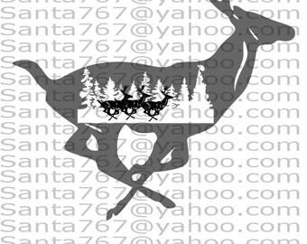 The Hunt SVG