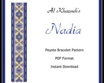 Peyote Bracelet Nadia