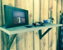 Concrete Shelf Shelving Unit Industrial Furniture Modern Home Decor Furniture Organizing Storage Custom