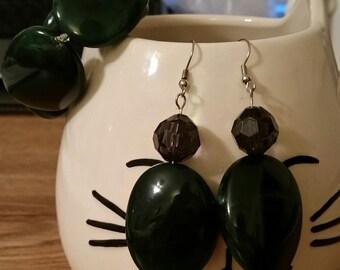 Bracelet Earring Set Beaded
