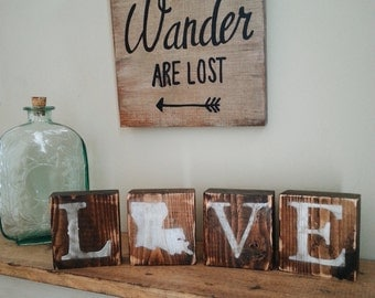 Wooden Louisiana Home Sign