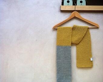 Totally Vanilla Absolute Beginner Scarf Knitting Kit