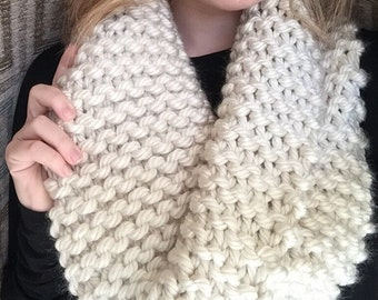 THICK cowl neck scarves perfect for freezing temperatures!