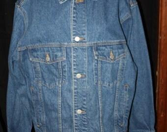 """Men's Denim """"Eddie Bauer"""" jacket"""
