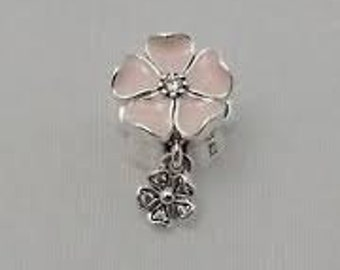 Authentic Pandora Spring 2016 Collection Poetic Blooms Dangle..791827EN40