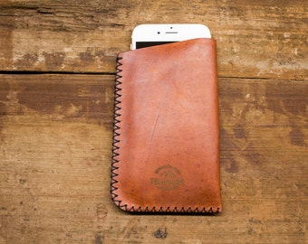iPhone 6/6s Leather Sleeve