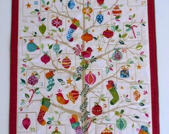 Christmas Advent Calendar - Made to Order