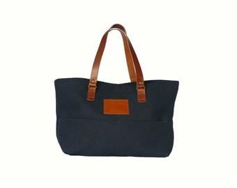 Bag Navy Blue Day