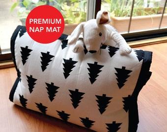 Organic nap mat, Kids nap mat, toddler preschool nap mat, kindergarten nap mat, kids sleeping bag , kids travel sleeping bag