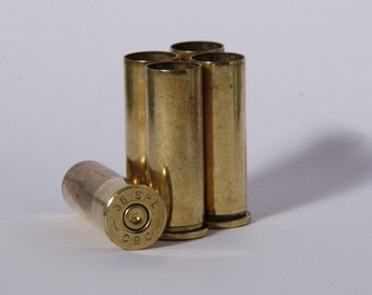 5 x .38 Special Brass Bullet Casings
