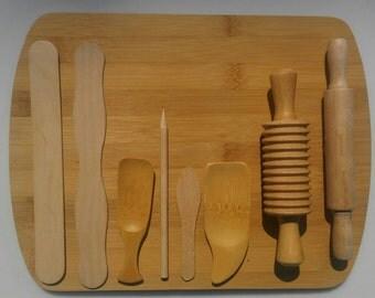 PlayDough Tool Set