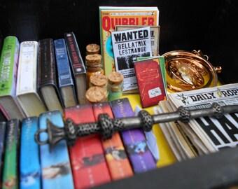 Harry Potter, LAST ONE, Hufflepuff Chest, Hogwarts Box, Potter Jewelry Box, Potter Trunk, Ravenclaw, Huffepuff Box, Hogwarts Chest