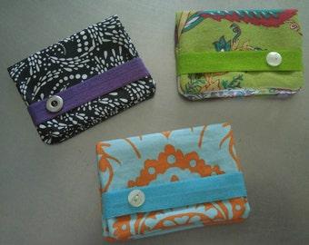 Travel wallet, gift card holder