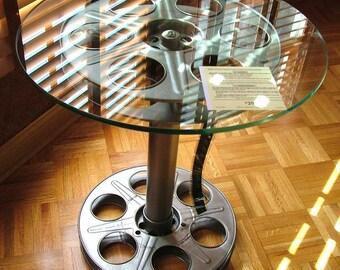 35mm Movie Reel Tables
