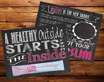 Plexus Slim Business Cards For Kids