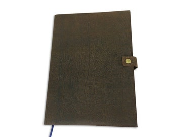 A4 Kangaroo Leather Diary Or Journal NoteBook for Business or Pleasure to Last a Lifetime