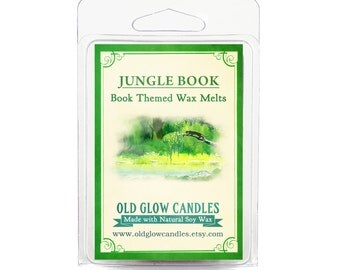Jungle Book Inspired Scented Soy Wax Melts 80g