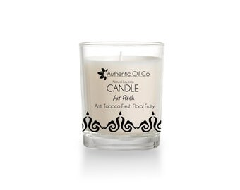 Soy Bean candle Hand crafted Air fresh