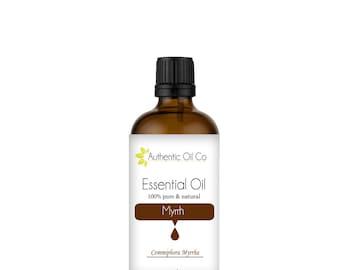 Myrrh Essential Oil 100% Pure 10ml 50ml 100ml