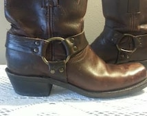 Unique Mens Frye Boots Related Items Etsy